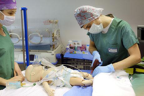 Gestion de situations critiques en anesthésie pédiatrique