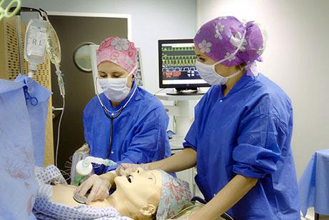 Gestion de situations critiques en anesthésie adulte